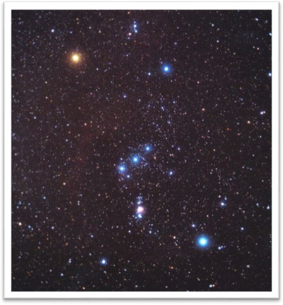 Die Orion-Konstellation